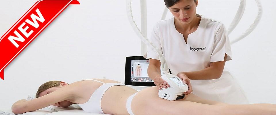 ICOONE 2.0 - 125% skuteczności w walce z cellulitem, tkanką tłuszczową i wiotką skórą!